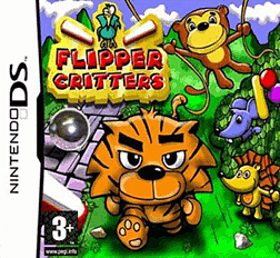 Flipper Critters DSi and DS Lite Cover Art