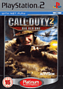 Call of Duty 2: Big Red One Platinum PlayStation 2