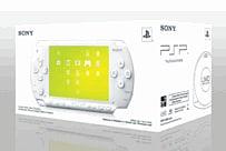 White Sony PSP Base Pack PSP