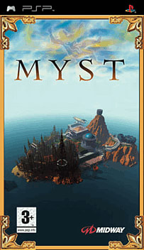 Myst PSP Cover Art