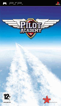 Pilot Academy PSP Cover Art