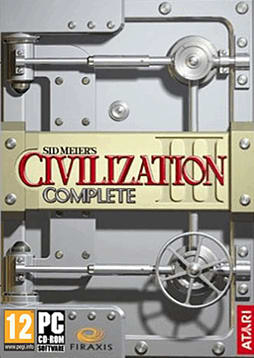 Sid Meier's Civilization III Complete Collection PC Games and Downloads Cover Art