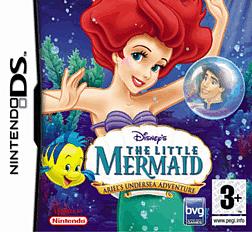 Disney's Little Mermaid DSi and DS Lite