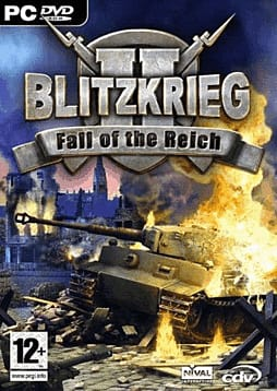 Blitzkreig 2: Fall of the Reich PC Games and Downloads Cover Art
