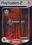 Resident Evil 4 - Platinum PlayStation 2