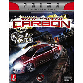 Need For Speed Carbon Strategy Guide Strategy Guides and Books 