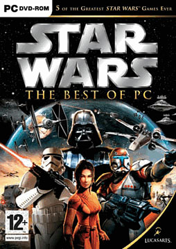 Star Wars: The Best of PC Collection PC Games and Downloads Cover Art