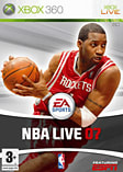 NBA Live 07 Xbox 360