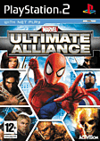 Marvel: Ultimate Alliance PlayStation 2