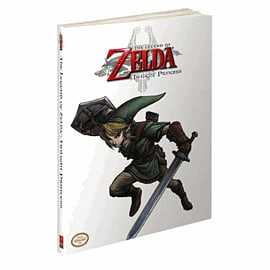 The Legend of Zelda: Twilight Princess Strategy Guide Strategy Guides and Books