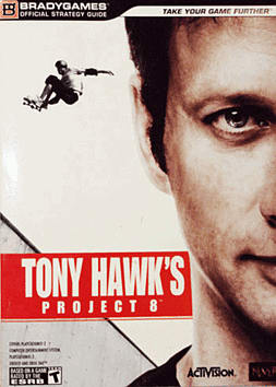 Tony Hawks Project 8 Strategy Guide Strategy Guides and Books