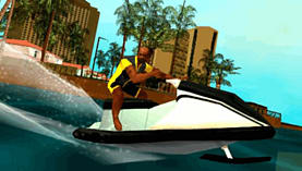 Grand Theft Auto: Vice City Stories screen shot 2