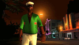 Grand Theft Auto: Vice City Stories screen shot 8