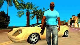 Grand Theft Auto: Vice City Stories screen shot 9