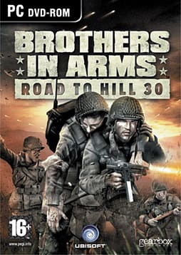 Brothers in Arms - Road to Hill 30 PC Games and Downloads Cover Art