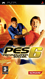 Pro Evolution Soccer 6 PSP