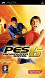 Pro Evolution Soccer 6 PSP