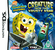 Spongebob Squarepants & Friends: Creature from the Krusty Krab DSi and DS Lite