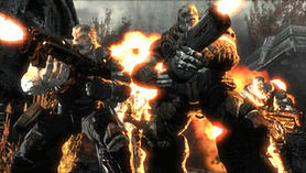 Gears of War screen shot 1
