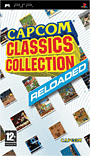 Capcom Classic Collection Reloaded PSP