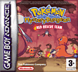 Pokemon Mystery Dungeon: Red Rescue Team Game Boy Advance