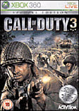Call of Duty 3 Special Edition Xbox 360