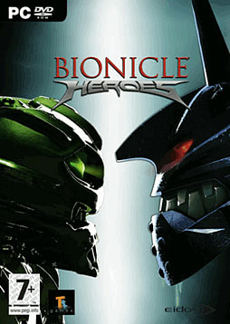 Bionicle Heroes PC Games and Downloads