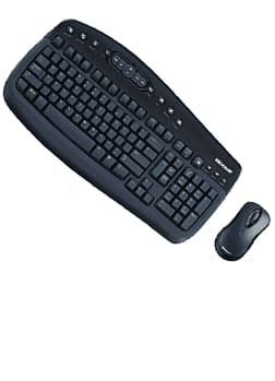 Microsoft Wireless Optical Desktop 1000 Accessories