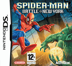Spider-Man: Battle for New York DSi and DS Lite