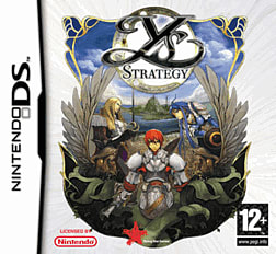 Ys Strategy DSi and DS Lite Cover Art
