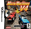 Micro Machines V4 DSi and DS Lite