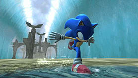 Sonic the Hedgehog screen shot 1
