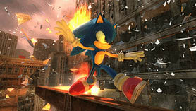 Sonic the Hedgehog screen shot 8