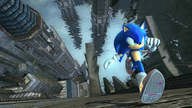 Sonic the Hedgehog screen shot 9