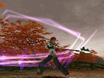 Phantasy Star Universe screen shot 4