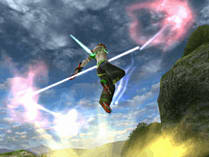Phantasy Star Universe screen shot 6
