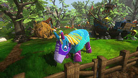 Viva Pinata screen shot 1