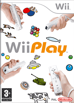 Wii Play with Wii Remote Wii 