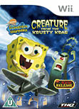 Spongebob Squarepants: Creature from Krusty Krab Wii