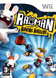 Rayman Raving Rabbids Wii