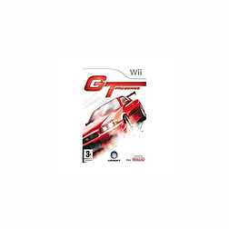 GT Pro Series Wii Cover Art