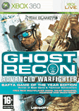 Ghost Recon Advanced Warfighter Game of the Year Edition Xbox 360