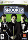 World Snooker Championship 2007 Xbox 360