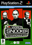 World Snooker Championship 2007 PlayStation 2