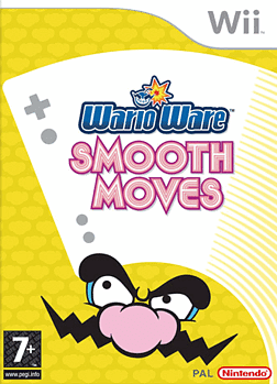 WarioWare: Smooth Moves Wii Cover Art