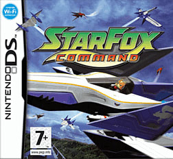 StarFox Command DSi and DS Lite
