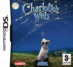 Charlotte's Web DSi and DS Lite Cover Art