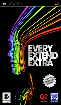 Every Extend Extra PSP Cover Art