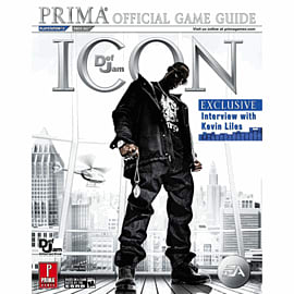 Def Jam Icon Strategy Guide Strategy Guides and Books