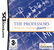 The Professor's Brain Trainer: Memory DSi and DS Lite